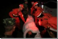 На северо-западе Китая произошло землетрясение магнитудой 6,6