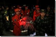 Власти Китая заявили о росте числа жертв землетрясения в провинции Сычуань