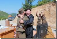 Ким Чен Ын назвал последнее ракетное испытание КНДР «прелюдией» к удару по Гуаму