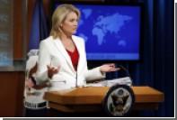 США заявили о намерении уйти из Сирии после победы над ИГ