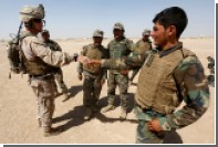 Пентагон уличили в трате полумиллиарда долларов на безуспешные учения афганцев