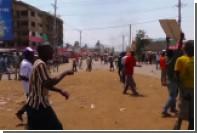 В Кении в столкновениях полиции с протестующими погибли два человека