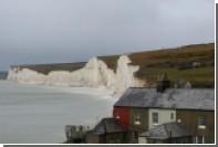 Ядовитое облако накрыло пляж в Англии