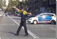 Каталонские власти уточнили число жертв и пострадавших при теракте в Барселоне