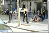 Двое вооруженных людей ворвались в бар в Барселоне