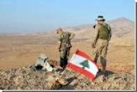 Армия Ливана объявила о начале наступления на позиции террористов ИГ