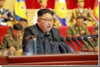 Ким Чен Ын ознакомился с планом удара по США
