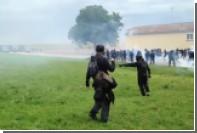 Полиция во Франции разогнала противников строительства ядерного могильника