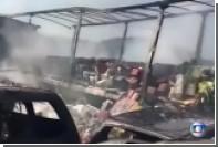 В Бразилии в аварии столкнулись 36 автомобилей