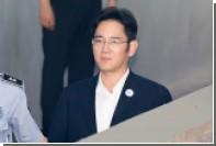 Обвинение потребовало посадить главу Samsung Group на 12 лет