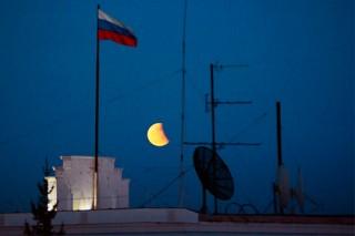 Раскрыты особенности лунного затмения 7 августа