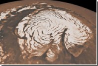 На Марсе заметили снежные бури