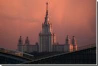 В МГУ назвали сроки наводнений в России