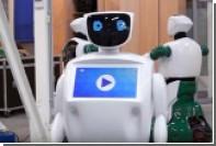 В Батайске появится первый в мире робот-вахтер