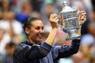 Воры украли все награды из дома итальянской теннисистки