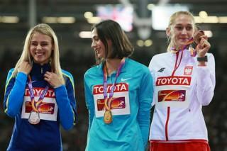 Прыгунья в высоту Ласицкене рассказала о злости соперниц из-за ее побед