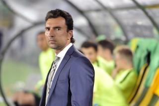 Главный тренер «Анжи» подал в отставку в прямом эфире
