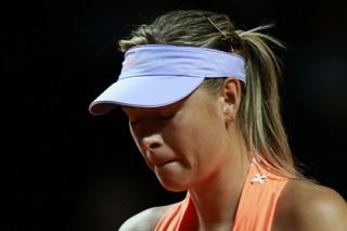 Шарапова снялась с третьего турнира из-за травмы