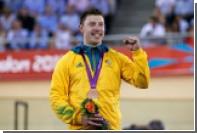 Двукратный чемпион мира по велотреку из Австралии получил гражданство России