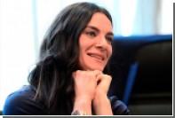 Канделаки сообщила о беременности Исинбаевой