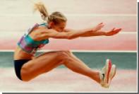 Российская прыгунья в длину Клишина с лучшим результатом вышла в финал ЧМ