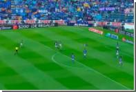 Мексиканский вратарь совершил четыре сейва за 10 секунд