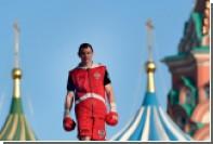 Гаишники высадили олимпийского чемпиона из подаренного Путиным Audi