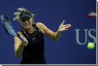 Шарапова обыграла Халеп в первом круге US Open