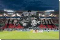 УЕФА оштрафовал польский клуб за баннер о жертвах Варшавского восстания