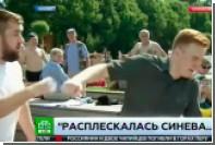Бывший пресс-секретарь РФС рассказал об ударившем журналиста НТВ мужчине