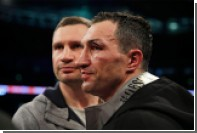 Владимир Кличко увидел сходство между Макгрегором и своим братом
