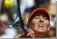Шарапова одержала первую победу после травмы