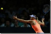 Букмекеры оценили шансы Шараповой победить на US Open