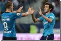 Гол Кокорина принес «Зениту» победу над «Амкаром»
