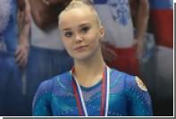 Мельникова прокомментировала победу на Кубке России по спортивной гимнастике