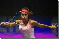 Теннисистка Путинцева извинилась перед тренером за оскорбления