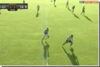Футболист испанского клуба забил мяч в свои ворота с центра поля