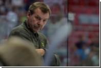 Знарок вступился за обвиненного в употреблении допинга хоккеиста Зарипова