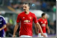 Ибрагимович вернулся в «Манчестер Юнайтед»