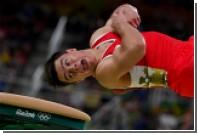 Гимнаст Нагорный рассказал о победе в многоборье на Кубке России