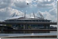 Ремонт крыши «Крестовского» затянулся на неопределенный срок
