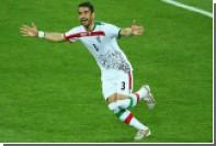 Двух иранских футболистов выгнали из сборной за игру против израильского клуба