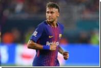 «Барселона» подтвердила намерение Неймара покинуть клуб