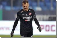 Забивший автогол вратарь «Спартака» нашел позитив в разгроме от «Зенита»