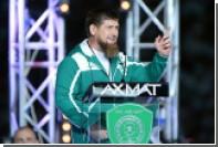 Кадыров нашел решение проблемы судей в российском футболе