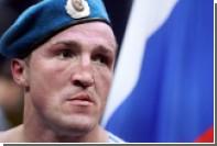 У боксера Дениса Лебедева умерла мать