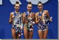 Российские гимнастки Дина и Арина Аверины выиграли чемпионат мира