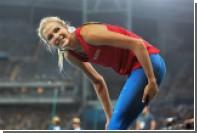 Российская прыгунья Клишина выиграла серебро на чемпионате мира
