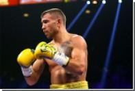 Украинский боксер Ломаченко предложил спарринг Макгрегору