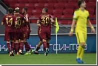 «Рубин» забил «Анжи» шесть безответных мячей